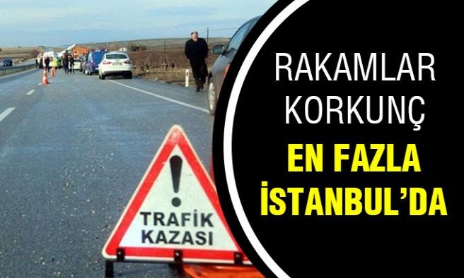 Rakamlar Dehşet! En Çok İstanbul'da...