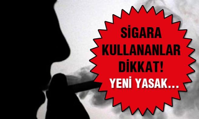 Sigara Yasağına Uymayanlara Yeni Ceza Belli Oldu!