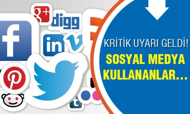 Sosyal medya uyarısı SPK'dan geldi!