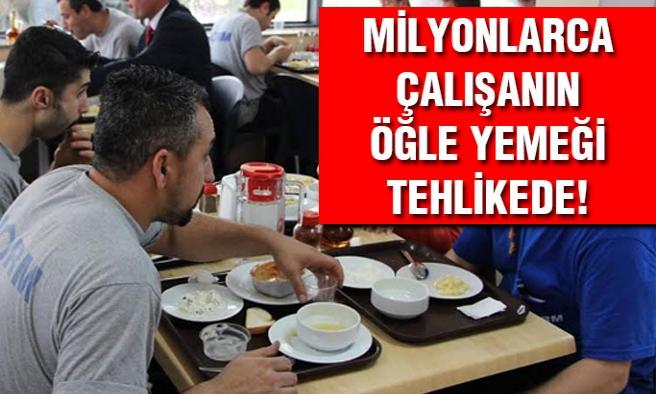 Yemek Kartı Komisyonuna Boykot!