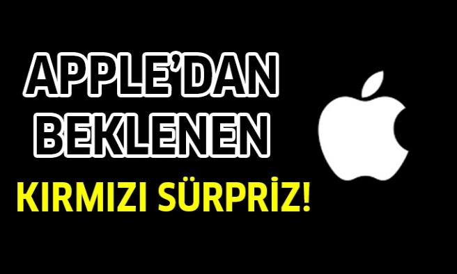 Apple'ın Beklenen Sürprizi Geldi