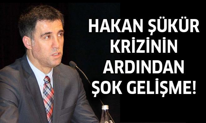 Hakan Şükür krizinin ardından istifa depremi!