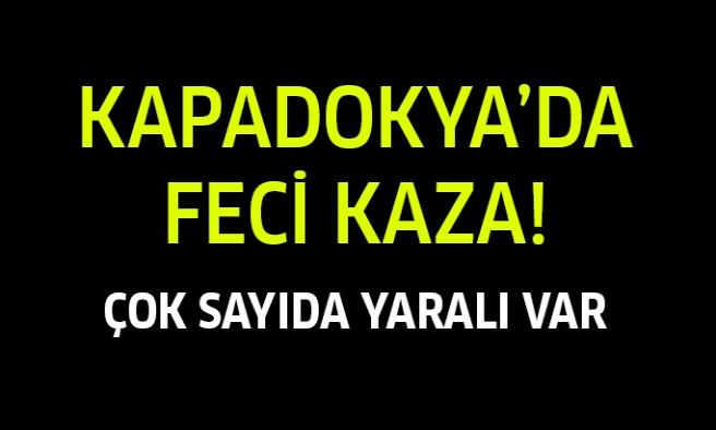 Kapadokya'da kaza!