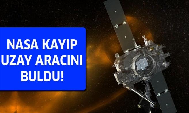 Kayıp Uzay Aracını NASA Buldu!