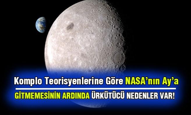 NASA'nın Ay'a Gitmemesinin Arkasında Ürkütücü Nedenler Var!
