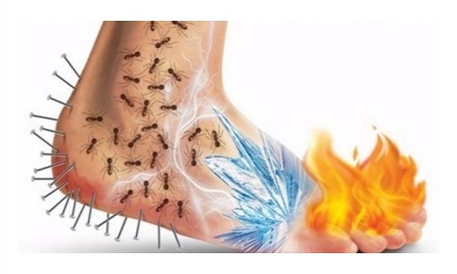 Nöropatik ağrının sebepleri