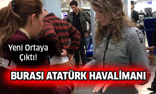 Ortaya Yeni Çıktı! Burası Atatürk Havalimanı