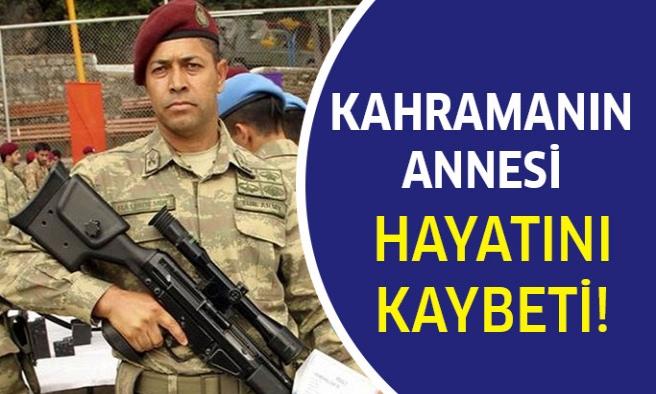 Şehit Astsubay Ömer Halisdemir'in annesi hayatını kaybetti