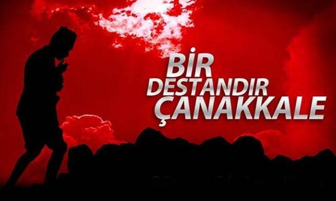 Tarihin Destandır Çanakkale!