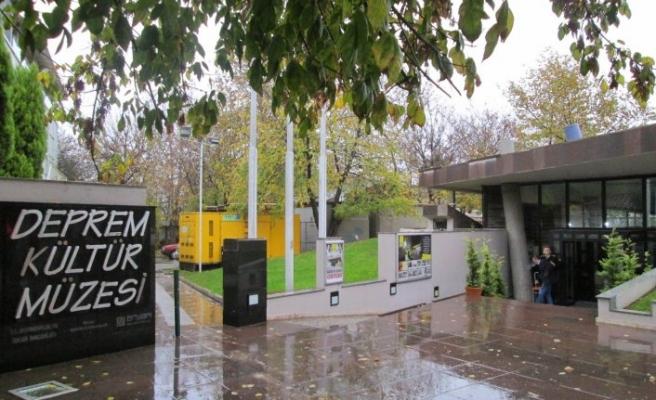 Deprem Kültür Müzesi - Sakarya