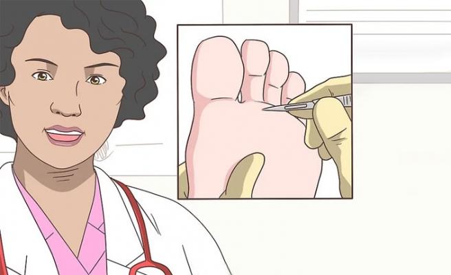 Ayak uyuşması nedenleri ve tedavisi