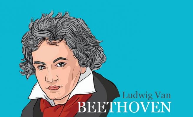 Beethoven'ın ilahisi bulundu
