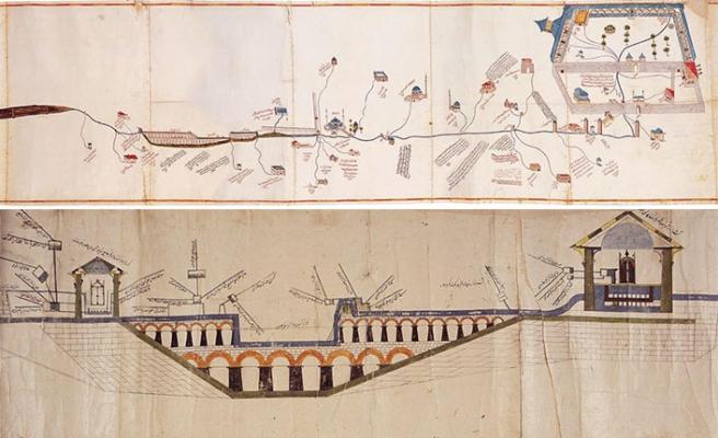 Mimar Sinan Süleymaniye Su Yolları