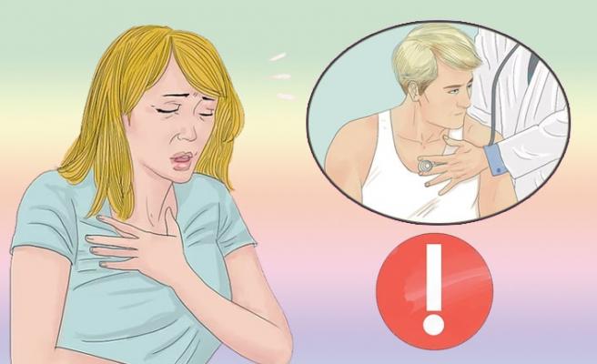Nefes Alırken Ağrı Nedenleri ve Tedavisi