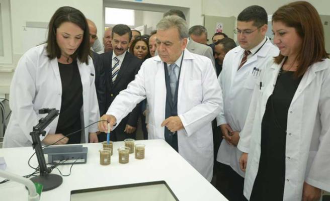 Toprak ve Yaprak Analiz Laboratuvarı açıldı