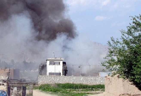 Afganistan'da patlama meydana geldi!