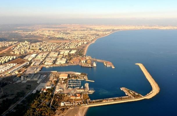 Antalya körfezinde deprem