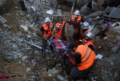 Ateşkesin başlamasından bu yana 20 ceset çıkarıldı