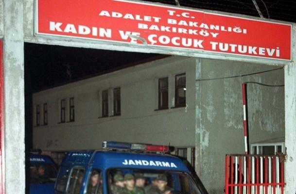 Bakırköy Cezaevi'ndeki yangın söndürüldü