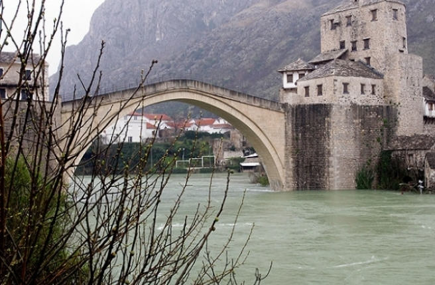 Balkanlar'da kuvvetli yağış