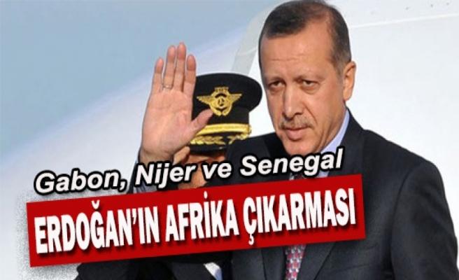 Başbakan Erdoğan'dan Afrika çıkarması