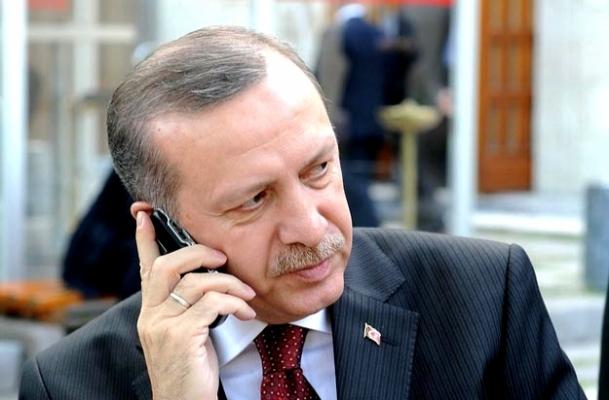 Başbakan Erdoğan'dan taziye telefonu
