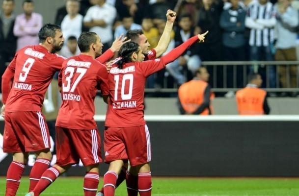 Beşiktaş'a para cezası