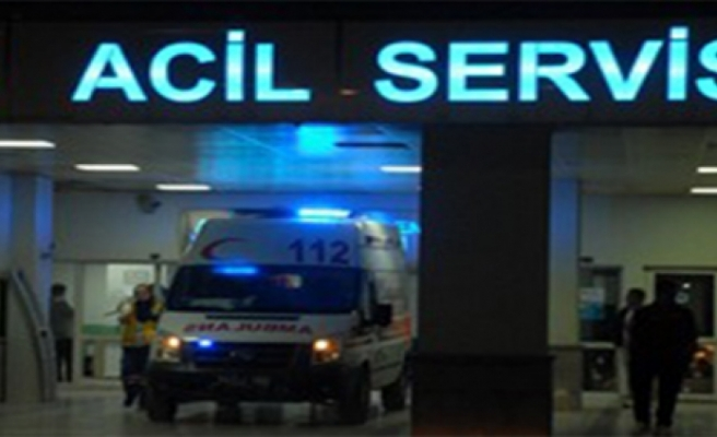 Beşinci kattan düşen 2 yaşındaki çocuk öldü