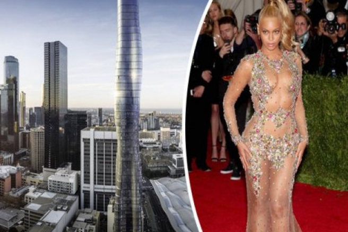 Beyonce'nin vücudundan ilham aldılar!