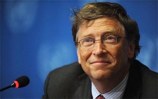Bill Gates'den hayatın kuralları ve başarının gizli sırları