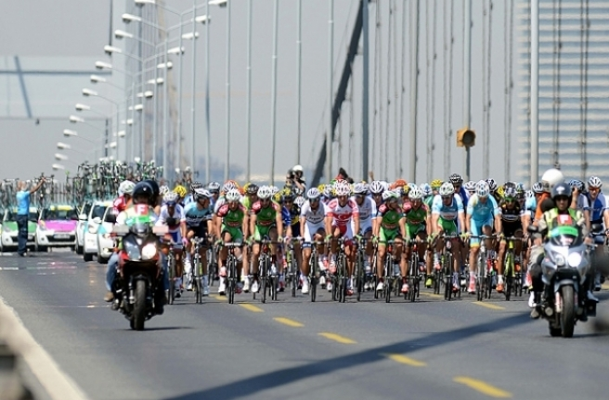 Bisiklet turunda son etap