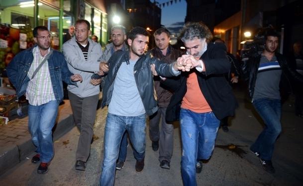 Bursa'da 14 kişi daha gözaltında