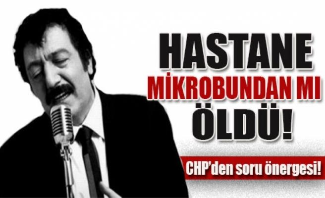 CHP'den Gürses için soru önergesi