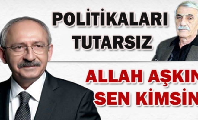 CHP'li başkandan partisine ağır özeleştiri!