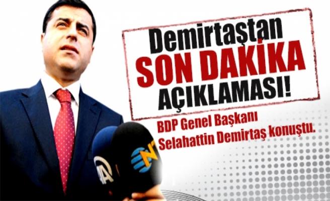 Demirtaş'tan Erdoğan'a nevruz yanıtı