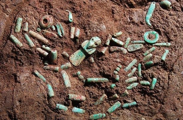 En eski Maya mezarı bulundu