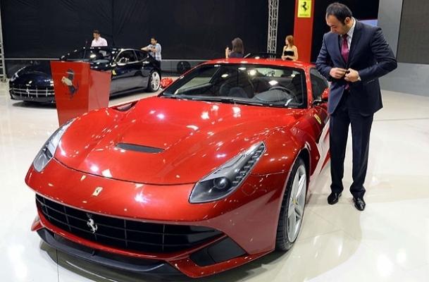 En Hızlı Ferrari'ye 6 sipariş