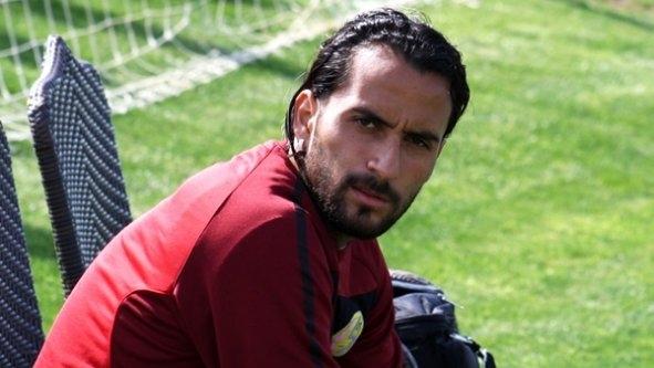 Erkan Zengin'den Eskişehirspor'a rest