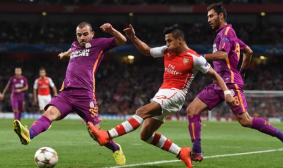 Galatasaray - Arsenal maçına İspanyol hakem