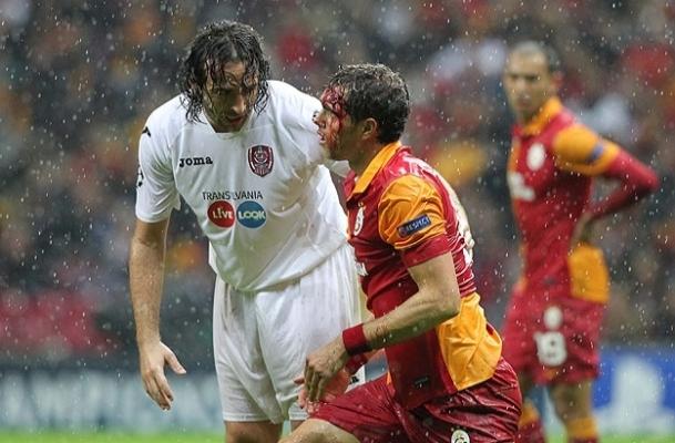 Galatasaray'da Elmander şoku