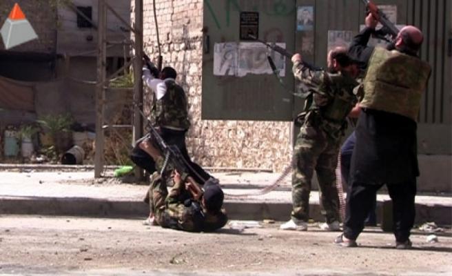 Halep'te gerginlik sürüyor