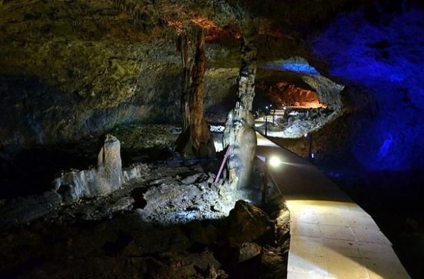 İncesu Mağarası turizme kazandırılıyor