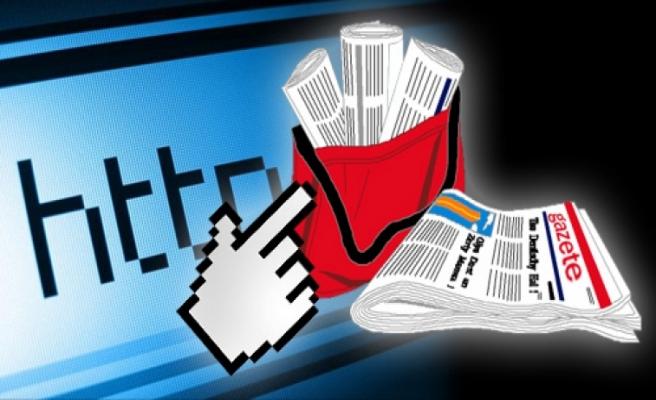İnternet Gazeteciliği Hızla Gelişiyor