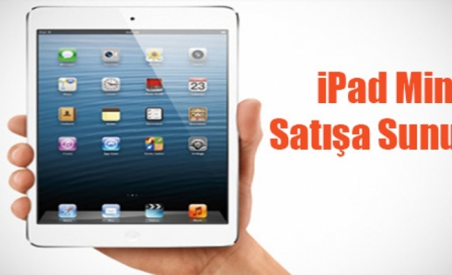 iPad mini satılıyor