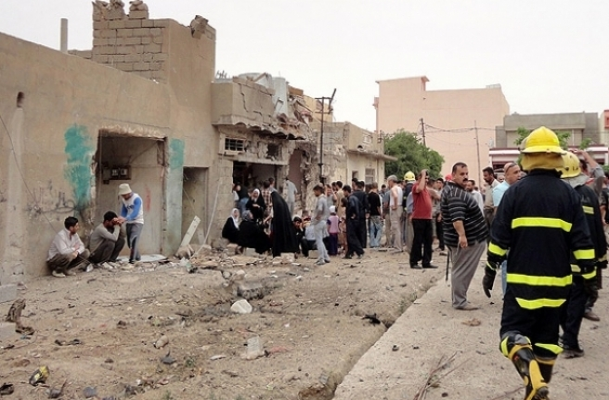 Irak'ta acı bilanço: 142 ölü, 375 yaralı