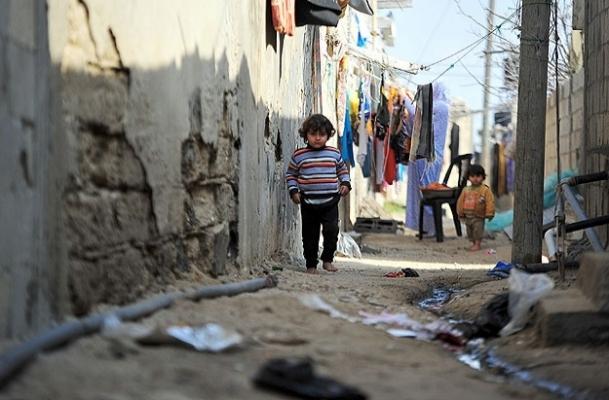İsrail ablukasında yaşam mücadelesi