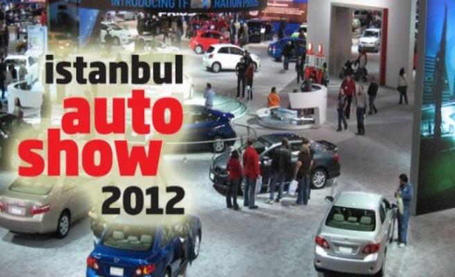 İstanbul Autoshow 2012'ye giriş ücretleri belli oldu