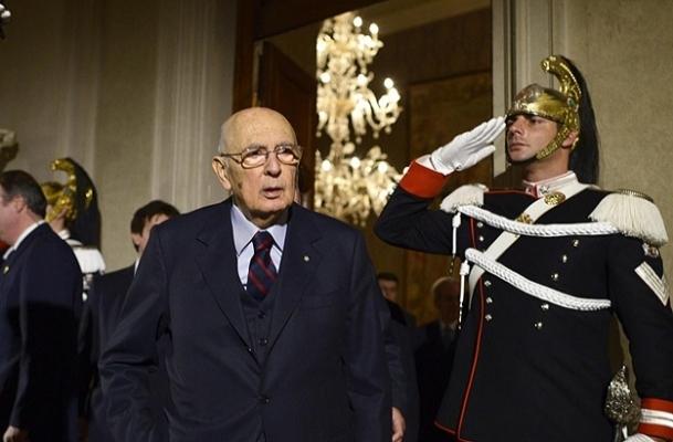 İtalya'da parlamento feshedildi