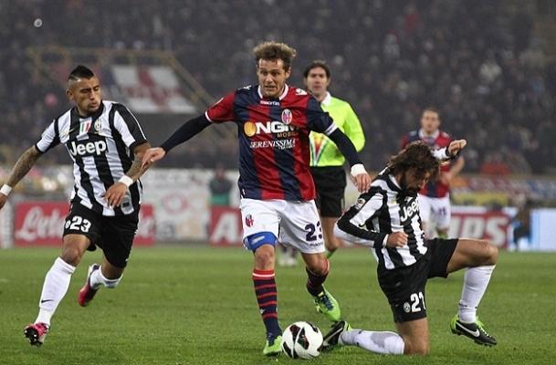 Juventus yoluna devam etti