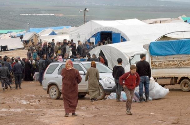 Kamp dışındaki Suriyelilere de düzenli yardım yapılacak